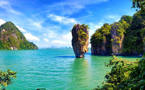 Welkom op... Phuket en Khao Lak