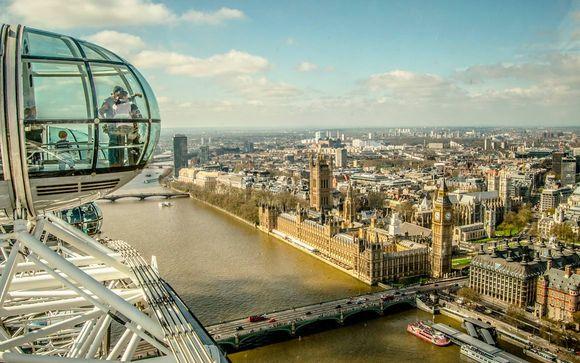 Welkom in ... Londen