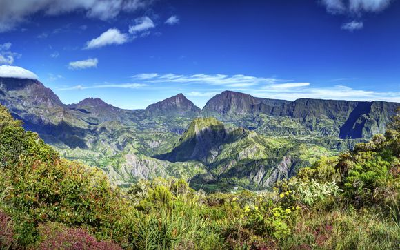 Extra opties op Réunion