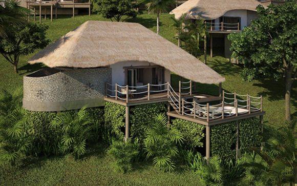 Uw optioneel verblijf in de Mathis Lodge 4* in Amed