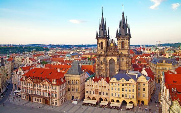 Welkom in... Praag