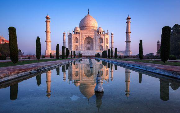 Welkom in ... India