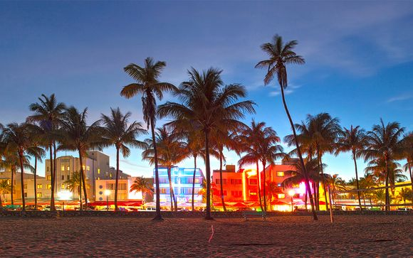 El Paseo South Beach 4*