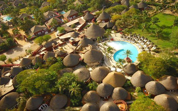 Uw optionele strandverlenging in Hotel Royam 4*