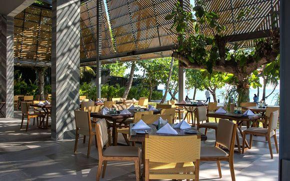Katamaran Resort 5* (of gelijkwaardig) in Senggigi