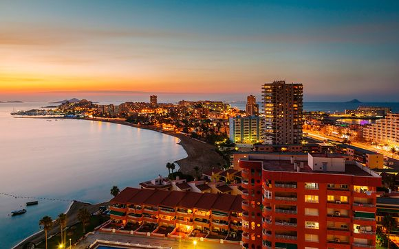 Welkom aan ... de Costa Cálida!