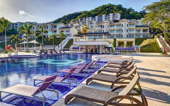 Uw strandverblijf in het Planet Hollywood Beach Resort 5*