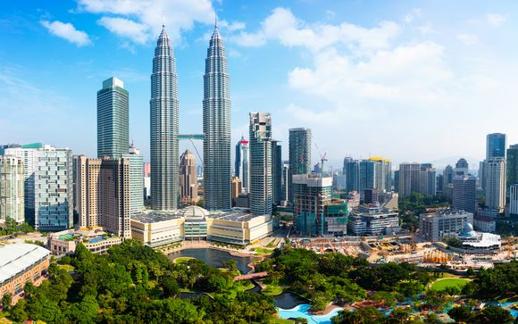 Welkom in ... Kuala Lumpur!