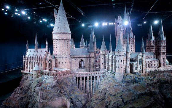Uw ontdekking van de Harry Potter Studios