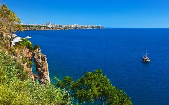 Welkom aan ... De Turkse Riviera!