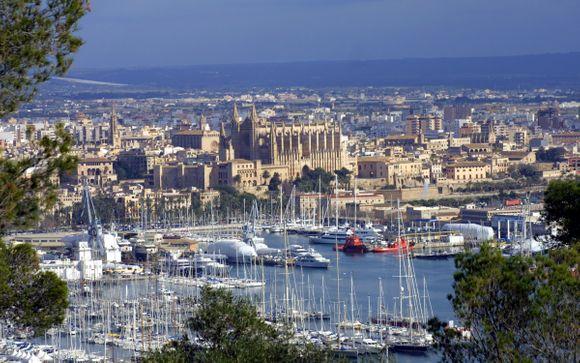 Welkom in ... Palma de Mallorca!