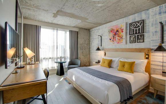 Hotel 50 Bowery 4*