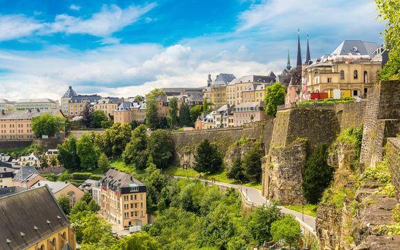Welkom in ... Luxemburg
