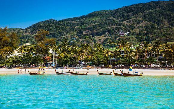 Uw optionele verlenging in Phuket