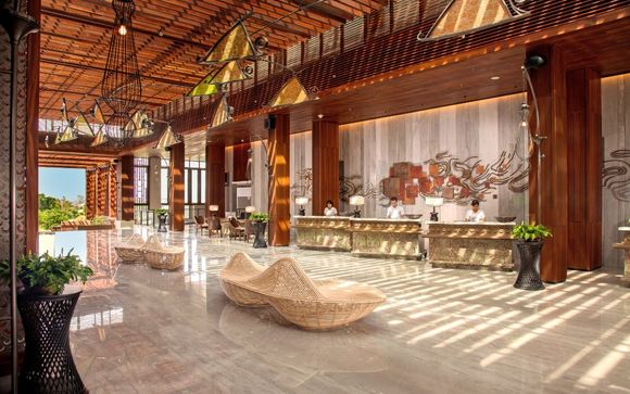 Mövenpick Resort & Spa Jimbaran Bali 5*