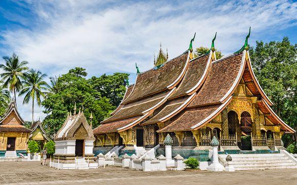 Uw verlenging in Laos