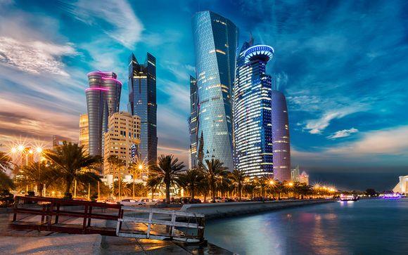 Welkom in ... Qatar!