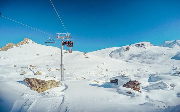 Uw skigebied