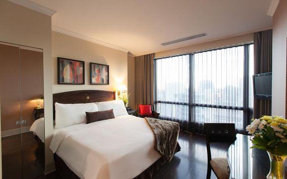 Grand Hotel & Suites 4*