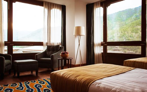 Uw hotels in Bhutan