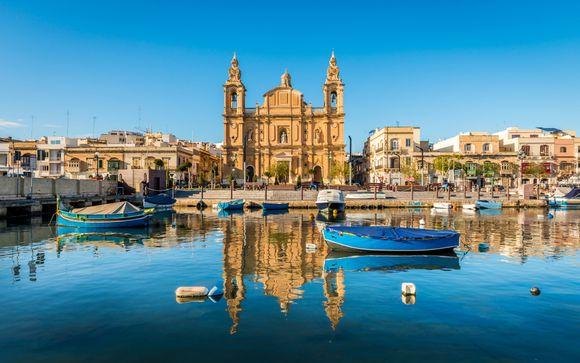 Welkom op ... Malta !