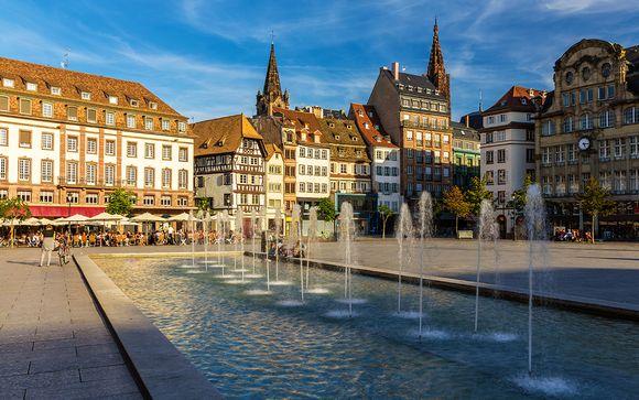 Destination...Strasbourg