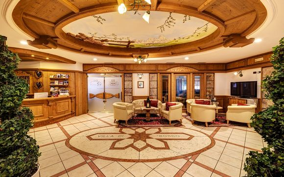 Villa di Bosco Hotel, Apartments & Wellness 4*