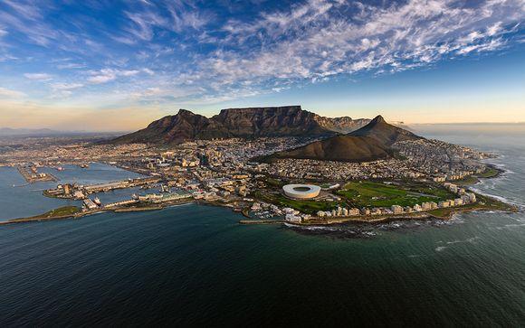 Destination...Cape Town