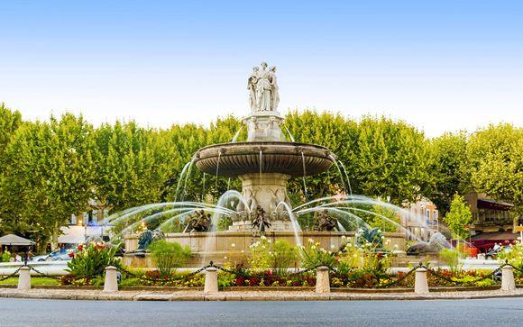 Destination...Aix-en-Provence