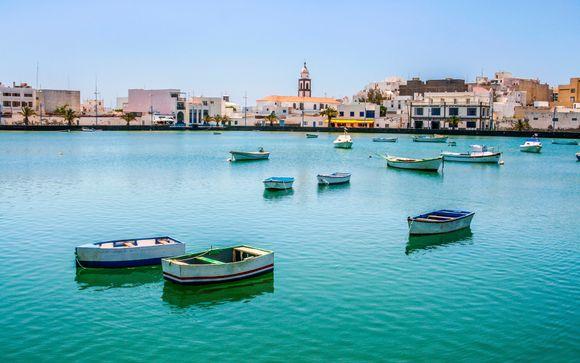 Destination...Lanzarote