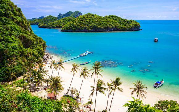 Destination...Koh Samui