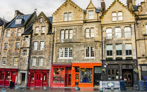 Destination...Edinburgh