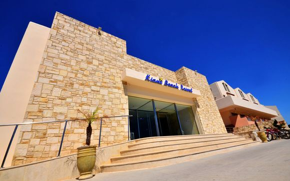 Hotel Kiani Beach 5*