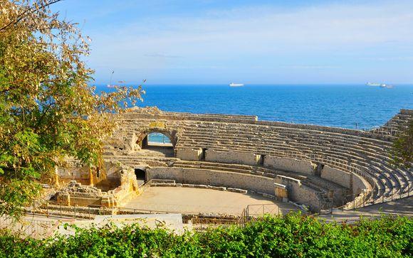 Destination...Tarragona