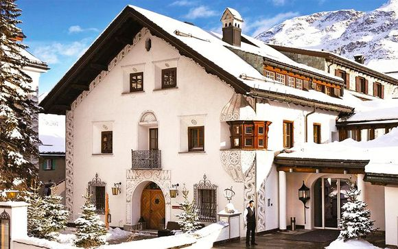 Destination...Saint Moritz