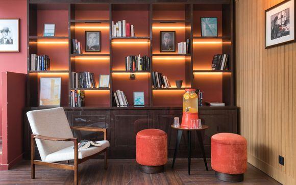 Quality Suites Bercy Bibliothèque