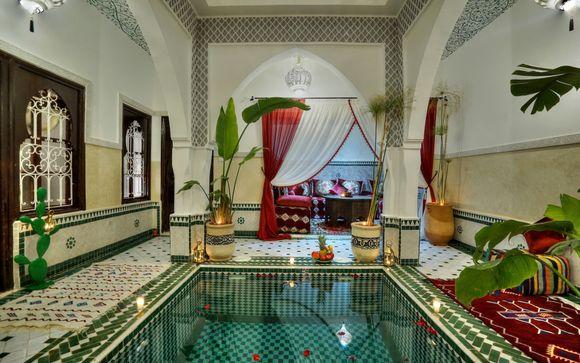 Riad Art & Emotions Boutique Hotel & Spa