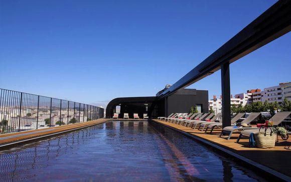 Upon Lisbon Prime Residences 4*