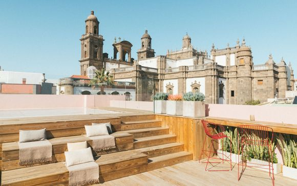 Simply Sublime Adult-Only Hotel with Cathedral Views