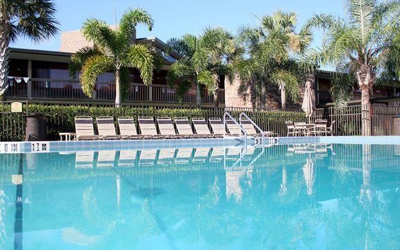 Rosen Inn International, Orlando - 3 nights