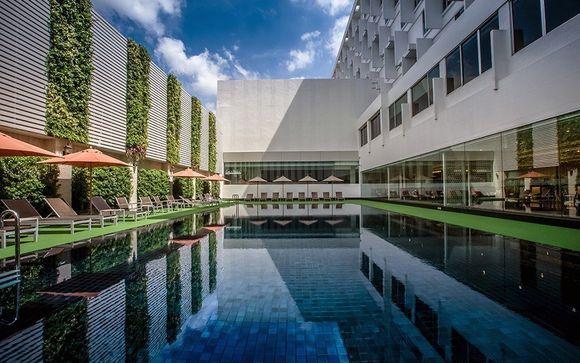 The Mandarin Hotel Bangkok 4*