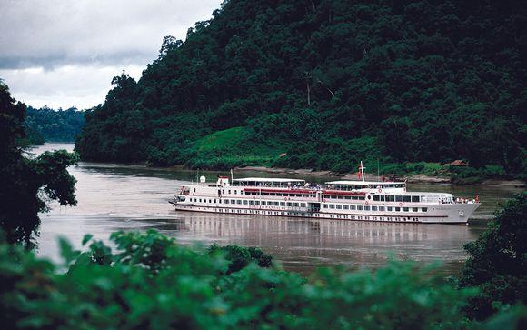 Belmond Luxury Myanmar Cruise & Optional Lake Inle Extension