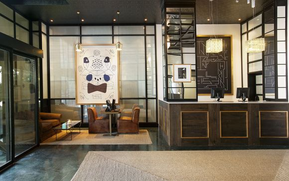 Design Hotel in the Heart of Eixample