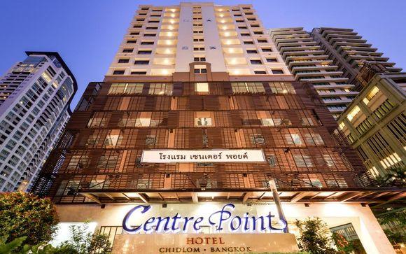 Centre Point Chidlom 4*