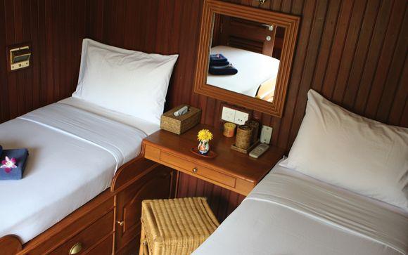 RV River Kwai Cruise - 3 nights