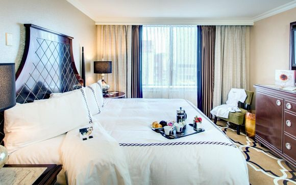 The InterContinental, New Orleans - 2 nights