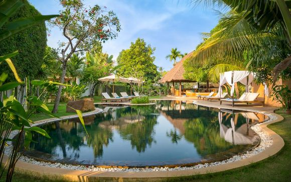 Navutu Dreams Resort 5*