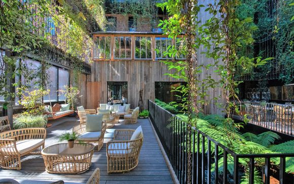 Luxury Collection: Glamorous Hotel near Oxford Street