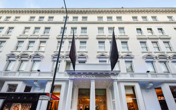 Hotel London Kensington by Meliá 4*