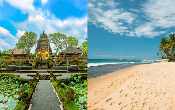 Lush Jungle, Spa Treatments and Serene Beaches
